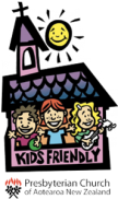 kids friendly logo