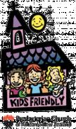 kids friendly logo