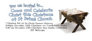 christmas invite 2014